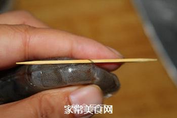 油焖大虾的做法步骤:3