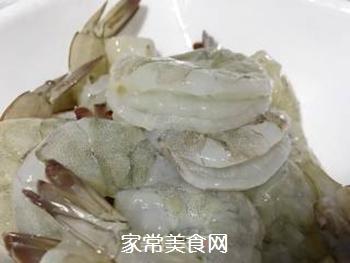 韭黄虾的做法步骤:4