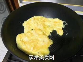 韭黄虾的做法步骤:7