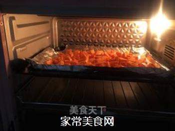 芝士�h虾红薯沙拉的做法步骤:3