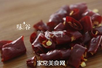 快炒香辣虾仁的做法步骤:3