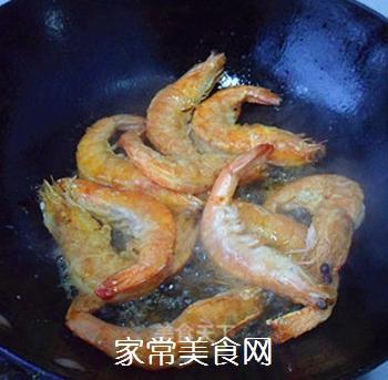 花样美食――香辣虾的做法步骤:5