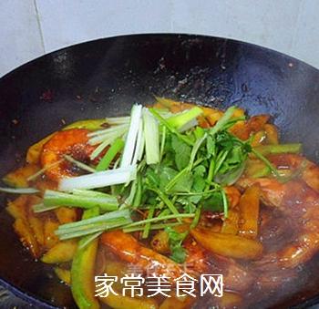 花样美食――香辣虾的做法步骤:11