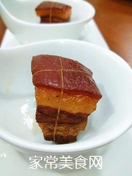 简易版东坡肉的做法