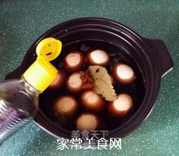 可乐鸡蛋的做法步骤:5