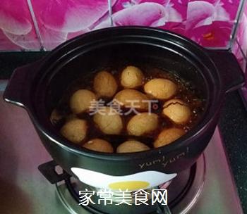可乐鸡蛋的做法步骤:9