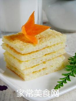 方便快捷―米饭鸡蛋饼的做法