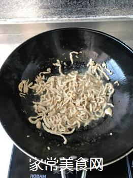 鱼香肉丝的做法步骤:8