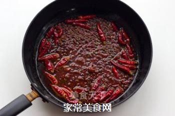 【仔姜麻辣水煮鱼】的做法步骤:13