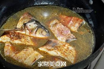 浓油赤酱-红烧鱼的做法步骤:5