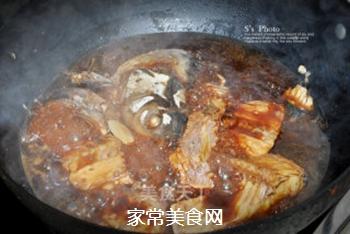 浓油赤酱-红烧鱼的做法步骤:7