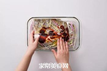 孜然烤鱼的做法步骤:3