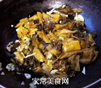 #润燥好汤水#酸菜鱼片汤的做法步骤:11