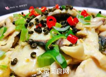 #润燥好汤水#酸菜鱼片汤的做法步骤:23