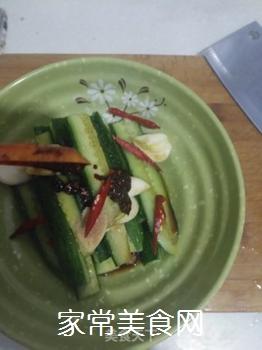 腌黄瓜的做法步骤:4