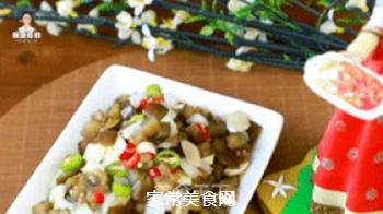 韩式酱腌茄子的做法步骤:10