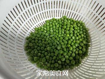 藠炒麦豆的做法步骤:2