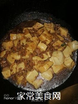 蚝油豆腐的做法步骤:5