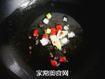 面条菜炒粉条的做法步骤:4
