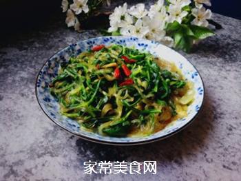 面条菜炒粉条的做法步骤:9
