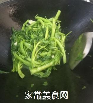 蒜泥空心菜的做法步骤:4