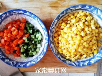 素炒玉米粒的家常做法