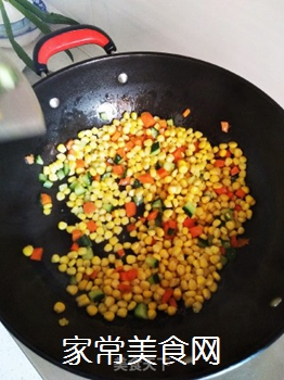 素炒玉米粒的做法步骤:3