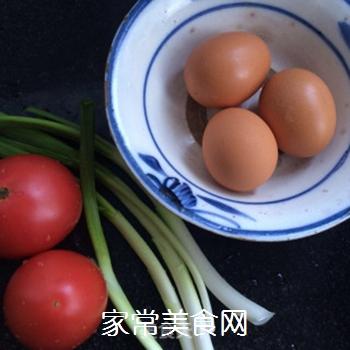 青蒜番茄炒蛋的家常做法