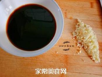 凉拌苦菊的做法步骤:2