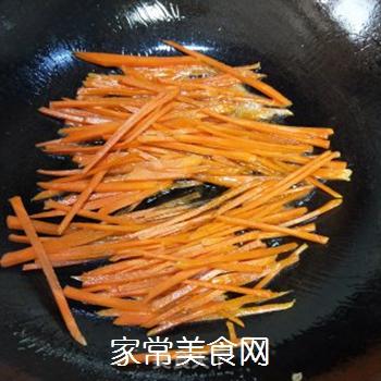 韭菜炒蛋的做法步骤:5