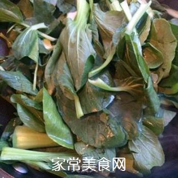 炒青菜的做法步骤:5