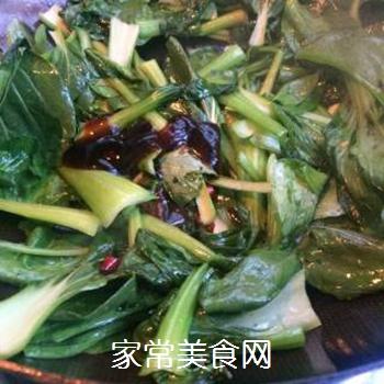 炒青菜的做法步骤:6