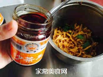 沙茶蒸土豆的做法步骤:5