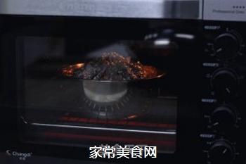 烤花甲粉的做法步骤:11