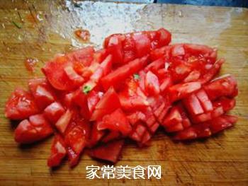 西红柿胡萝卜汤面的做法步骤:1