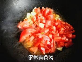 西红柿胡萝卜汤面的做法步骤:5