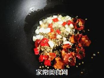香辣金针菇的做法步骤:4
