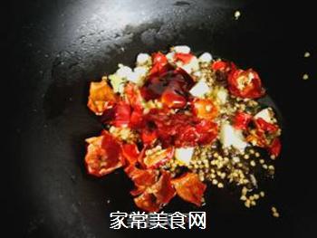 香辣金针菇的做法步骤:5