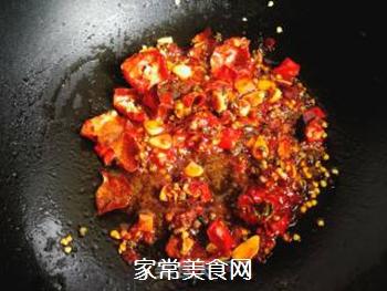 香辣金针菇的做法步骤:6