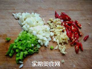 凉拌金针菇的做法步骤:6
