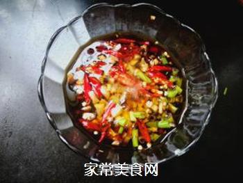 凉拌金针菇的做法步骤:7
