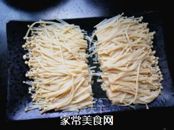 剁椒金针菇的做法步骤:4