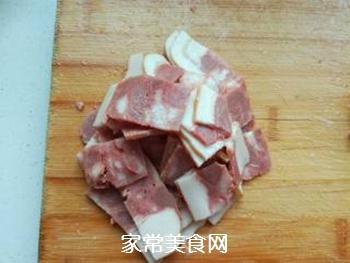秋葵培根金针菇的做法步骤:4