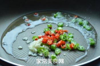 炝拌金针菇的做法步骤:6