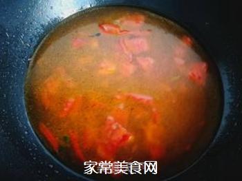 金针菇蛋花汤的做法步骤:5