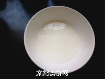金针菇蛋花汤的做法步骤:6