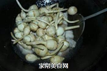 #御寒美食#茨菇烧五花肉的做法步骤:5