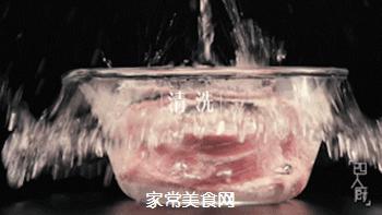 苹果烧肉的做法步骤:1