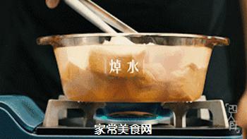 苹果烧肉的做法步骤:3