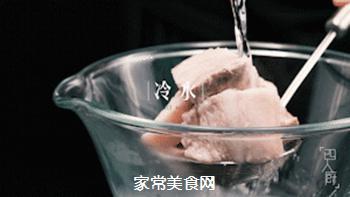 苹果烧肉的做法步骤:4